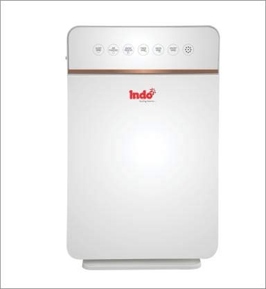 Indo Classic Portable Room Air Purifier  White