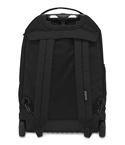 JanSport Wheeled Backpack 8 Driver Series 2 Black qPFvqR