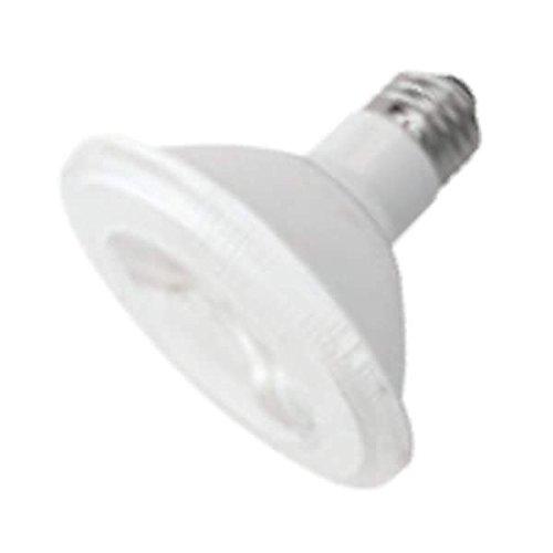 LED - 12 Watt - PAR30 - Short Neck - 75W Equal - 3975 Candlepower - 25 Deg. Narrow Flood - 4100K Cool White - TCP LED12P30SD41KNFL by TCP