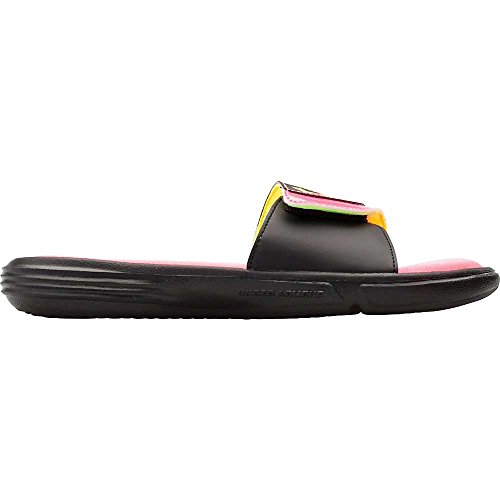Sandal VII Ignite Armour Under Cerise UA Women's SL Black Yxf6x4qnw