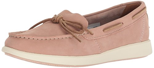 Sperry Top-Sider Women's Oasis Canal Boat Shoe Rose