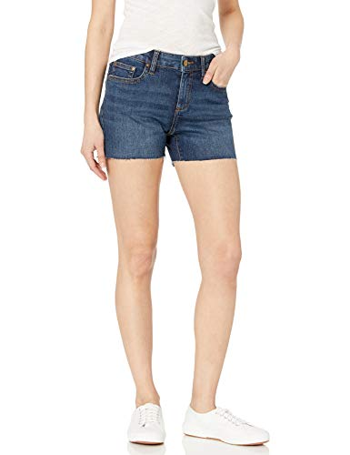 Amazon Brand - Daily Ritual Women's Denim Cutoff Short
