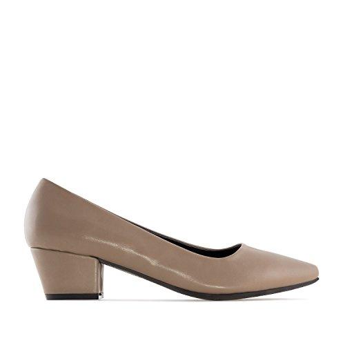 Andres Machado.AM5212.Salon Soft punta fina. Tallas Pequeñas y Grandes 32/35-42/45. Para Mujer. Siena