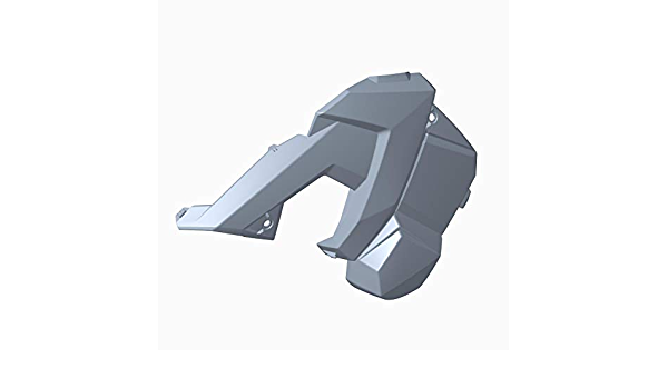 Foam//Fiber Polaris Side Panel Kit Right Qty 1 Genuine OEM Part 2635963