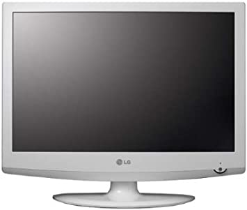 LG 22LG3100- Televisión HD, Pantalla LCD 22 pulgadas- Blanco: Amazon.es: Electrónica