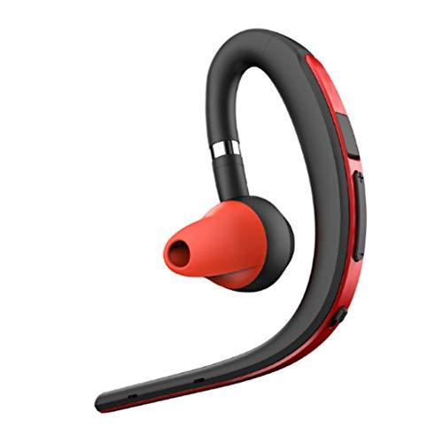 Mike Franklins Wireless Bluetooth Headset Sport Stereo Headphone Earphone Handfree Smartphone 180 Degrees Rotatable