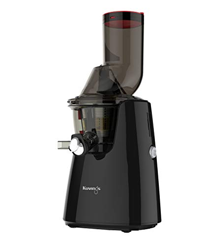 Kuvings Professional Cold Press Whole Slow Juicer (Fantom Black Gloss - C7000)