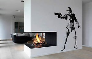 Amazoncom Stormtrooper Wall Art Sticker Mural Giant Large