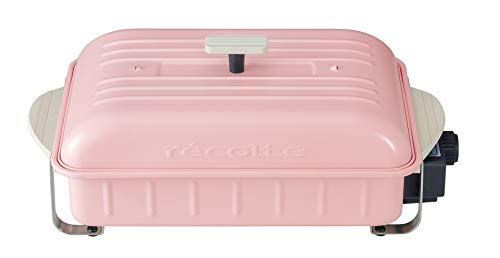 레꼴뜨 recolte   홈 바베큐 [ 핑크 ] recolte HOME BBQ LIMITED EDITION 2018 AUTUMN / WINTER