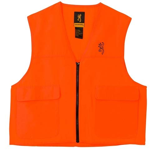 Browning Safety Blaze Overlay Vest Small ()