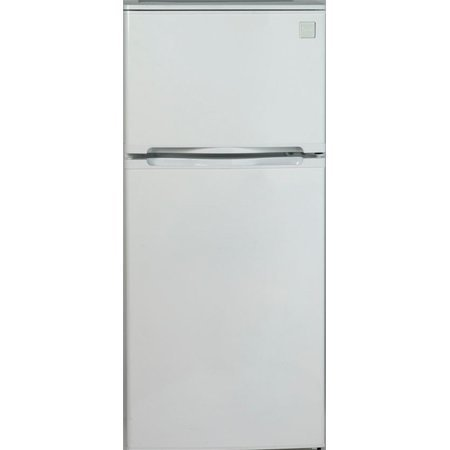 Avanti FF45006W Top Freezer Refrigerator Temperature