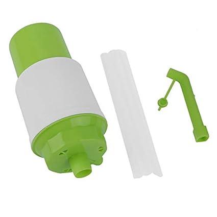 Lovelysunshiny Bomba de Agua Potable embotellada Prensa de Mano Bomba Manual Dispensador Bomba Herramienta Faucet