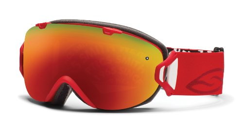 Smith M006445GR99ZF Masque de ski I/Os SPH Rouge