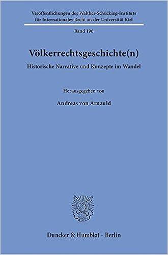 Book Völkerrechtsgeschichte(n).