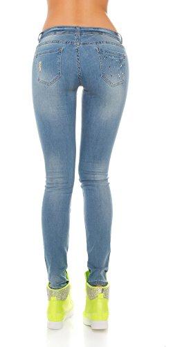 KouCla - Jeans - Femme bleu bleu jeans