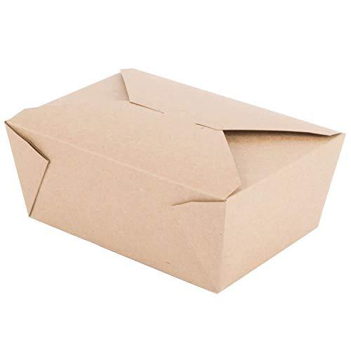- [33 Pack] 112 oz 8 x 5.5 x 3.5