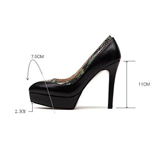 Trendy Pumps Damen Schuhe High Heels V3741 Sandaletten Pink 36