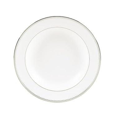 Vera Wang by Wedgwood Grosgrain 11.25-Inch Pasta Plate