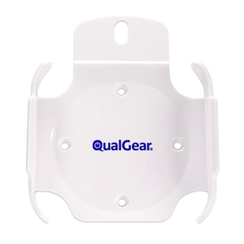 Express Am (QualGear QG-AM-017-W Mount for Apple TV/AirPort Express Base Station (For 2nd & 3rd Generation Apple TVs))
