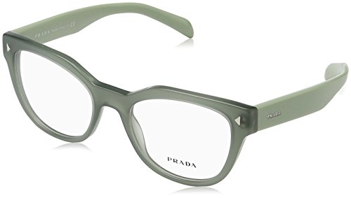 Prada Unisex 0PR 21SV Opal Green 2 One - Womens Glasses Prada Frames
