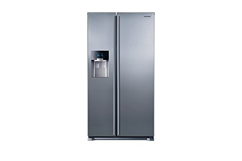 Samsung RS7567BHCSL H-series Side by Side Fridge Freezer With Ice And Water Dispenser Inox Steel Doors