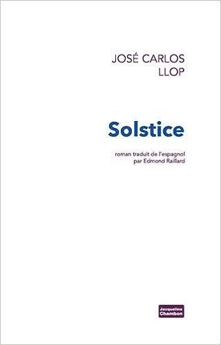 Lire en ligne Solstice pdf, epub