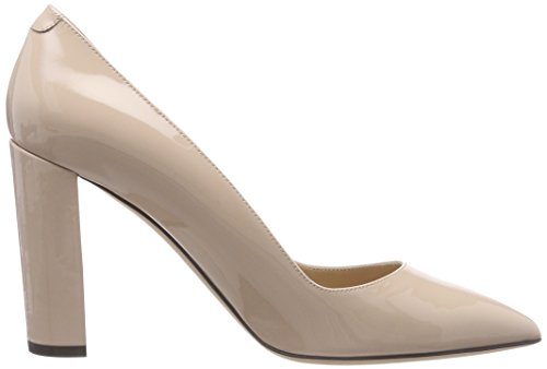 pa 272 Beige 90 Mayfair Con Pump Scarpe Hugo light Tacco Donna CTUqwn