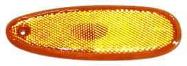 Ford Taurus Oem Replacement - TYC 18-3460-01 Ford/Mercury Driver Side Replacement Side Marker Lamp