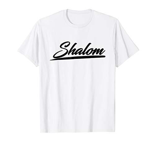 Shalom T-shirt Hebrew Israelites Messianic 12 Tribes Judah