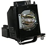 Replacement For MITSUBISHI WD-82737 LAMP & HOUSING Projector TV Lamp Bulb