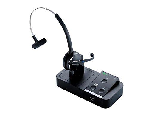 Jabra Pro 9450 Mono Flex Boom Wireless Headset System (Certified Refurbished) by Jabra