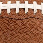 Football Sports Up Close (36875) 12 Inch x 12 Inch Scrapbook Paper - 1 Sheet