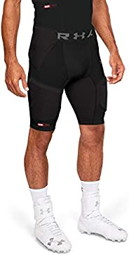 Under Armour Gameday 5-Pad Football Compression Girdle/Shorts, Football Padded Shorts, Youth & Adult S