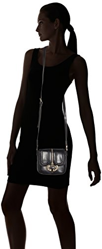 Versace Jeans Ee1vpbbz3_e75594, Borsa a Mano Donna, Nero, 5x15x16 cm (W x H x L)