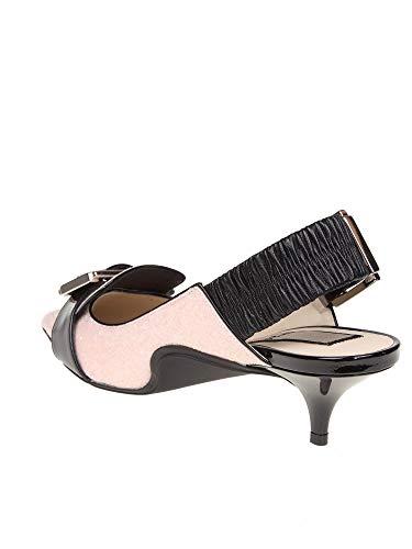 207241b161aa89 Cuir Femme Chaussures N°21 Rose N219e832601690400 Talons À wzddtS