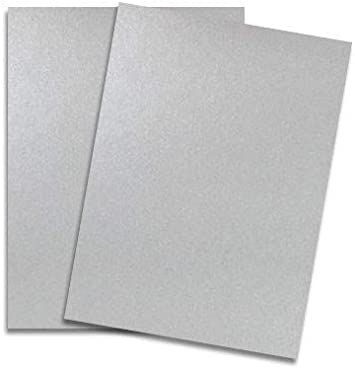 10 Sheets A4 Pearlised Champagne Mini Leaves Patterned Card 350gsm NEW
