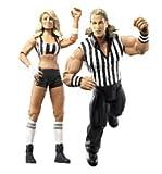 : Jakks WWE Adrenaline 2 Pack Series #20 Trish Stratus & Shawn Michaels