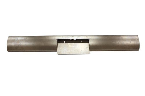 1995-2004 Toyota Tacoma Steel Rollpan w/plate box & light roll pan custom