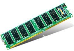 Transcend 512MB DDR SDRAM Memory Module - 512MB - 400MHz DDR400/PC3200 - Non-ECC - DDR SDRAM - 184-pin DIMM
