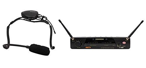 Samson Wireless Microphone System K1 - 77 Headset Uhf System Wireless