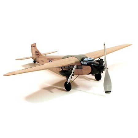 rubber powered model airplanes - 8
