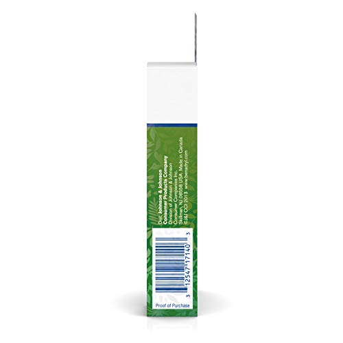Benadryl Extra Strength Itch Relief Stick, Diphenhydramine Topical Analgesic and Zine Acetate Skin Protectant to Relieve Skin Itching and Pain, Travel Size, 0.47 fl. oz by Benadryl (Image #8)