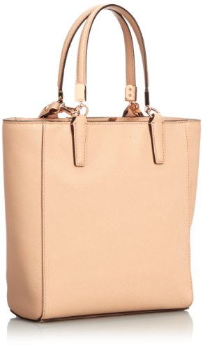 Bag Tote South Madison Tan Tan Crossbody North Saffiano MINI Coach F0T1wf
