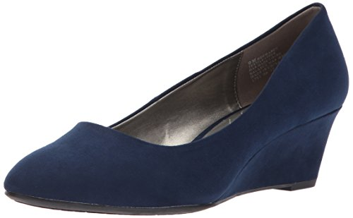 Bandolino Women's Franci Pump, Navy, 7.5 M US