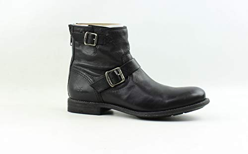 FRYE Men's Tyler Engineer Boot,Black,9 M US