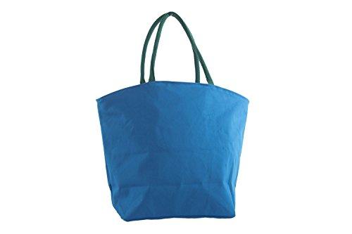 OLEARI mare zip apertura donna NAJ VV299 piscina spalla a blu Borsa RgdPwqP