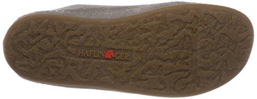 Unisex Haflinger Aperto grafite 77 Adulti Softino Grigio Pantofole Indietro xtSngX