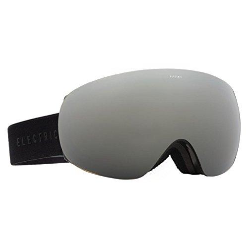 Electric Visual EG3.5 Gloss Black/Bronze Silver Chrome Snow Goggle