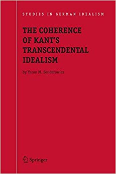 Descargar Libros Para Ebook Gratis The Coherence Of Kant's Transcendental Idealism Paginas Epub Gratis