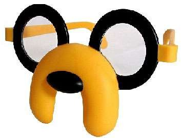 The Jake Costume Dog (Adventure Time Jake Glasses)
